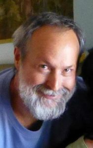 Picture: Bill Weber Author, Poet