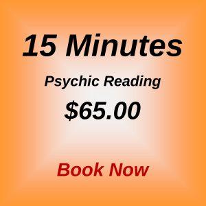 15 minute psychic mini reading