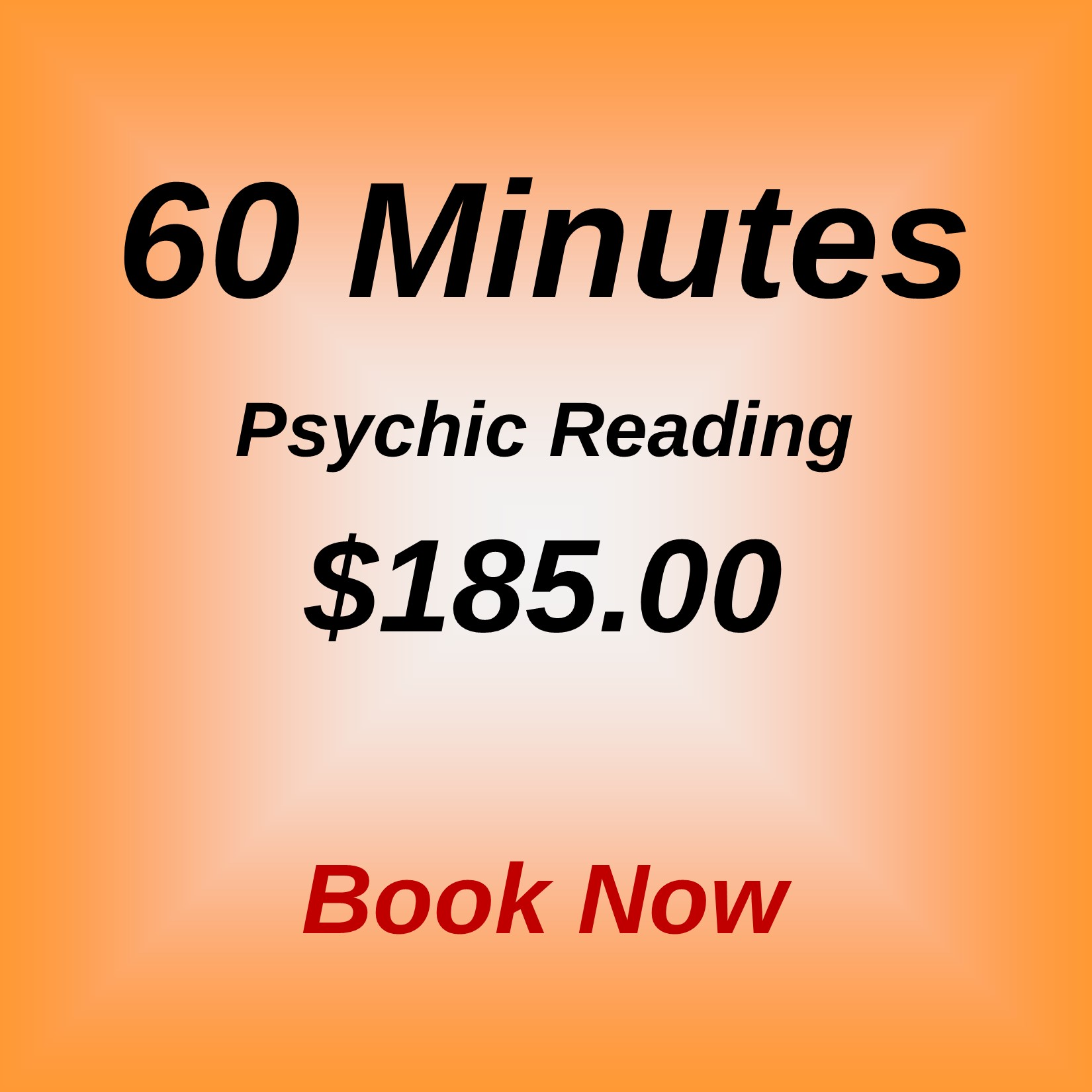psychic reading 60 minute reading button
