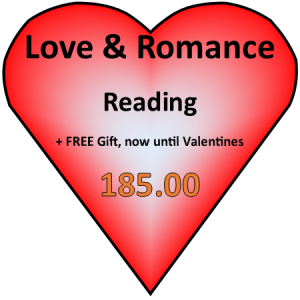 Heart Love and Romance Reading with Psychic Cynthia Becker