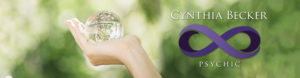 Psychic readings by Cynthia Becker