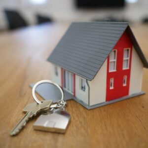 home the size of a key, psychic helps choose home